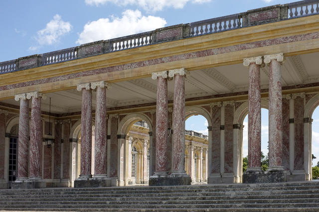 , 'The Grand Trianon,' , Château de Versailles