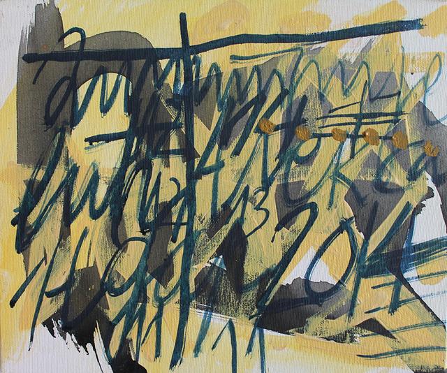 , 'Playground XLI | C,' 2016, Drina Gallery