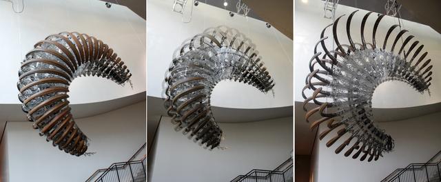U-Ram Choe, 'Opertus Lunula Umbra (Hidden Shadow of Moon)', 2008, bitforms gallery