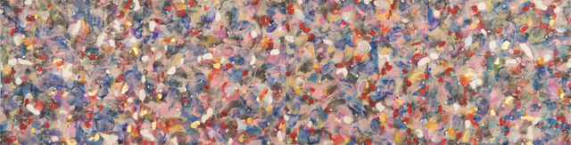 , 'Swimming in Nebulae,' 2018, Lesley Heller Gallery