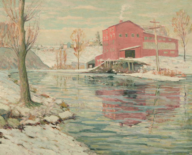 , 'The Red Mill,' ca. 1916, ACA Galleries