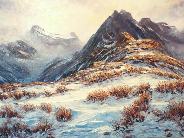 Richard Ponder, 'Southern Alps', 2019, Black Door Gallery