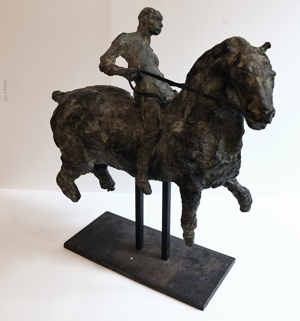 , 'Man on a Horse,' 1997, Anita Shapolsky Gallery
