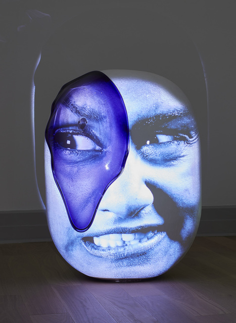 Tony Oursler, 'LosslessP', 2019, Lehmann Maupin