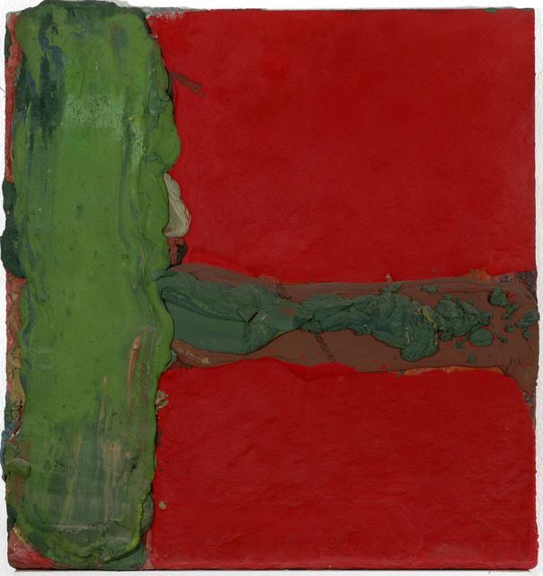 , 'Countryred,' 1962, Musée d'Ixelles