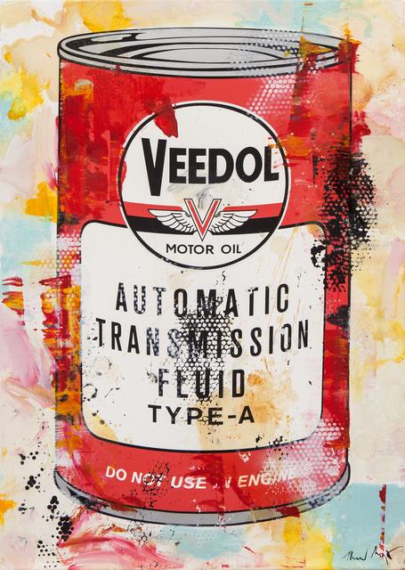 , 'Oil on Canvas VEEDDOL II,' 2018, Galerie Barbara von Stechow