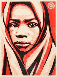 Shepard Fairey (OBEY), 'Blanket', 2009, AYNAC Gallery