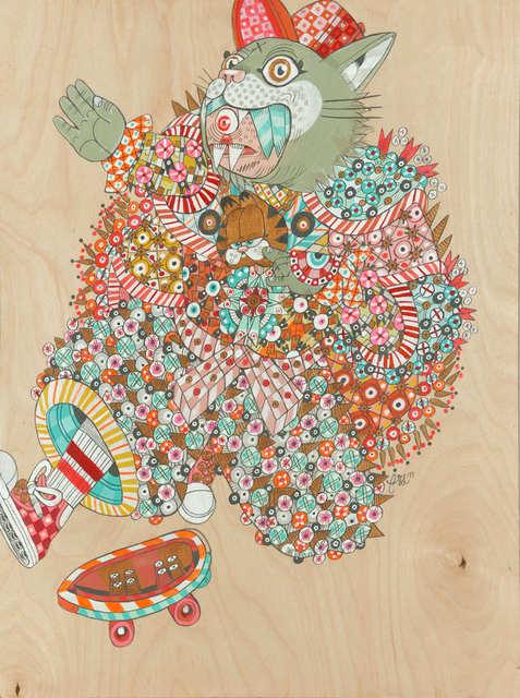 , 'I Don't Like Mondays,' 2019, Hashimoto Contemporary