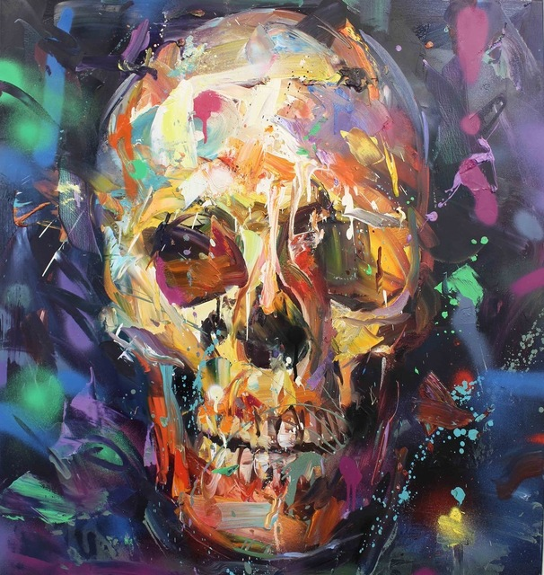 , 'Calavera,' 2018, Thompson's Galleries