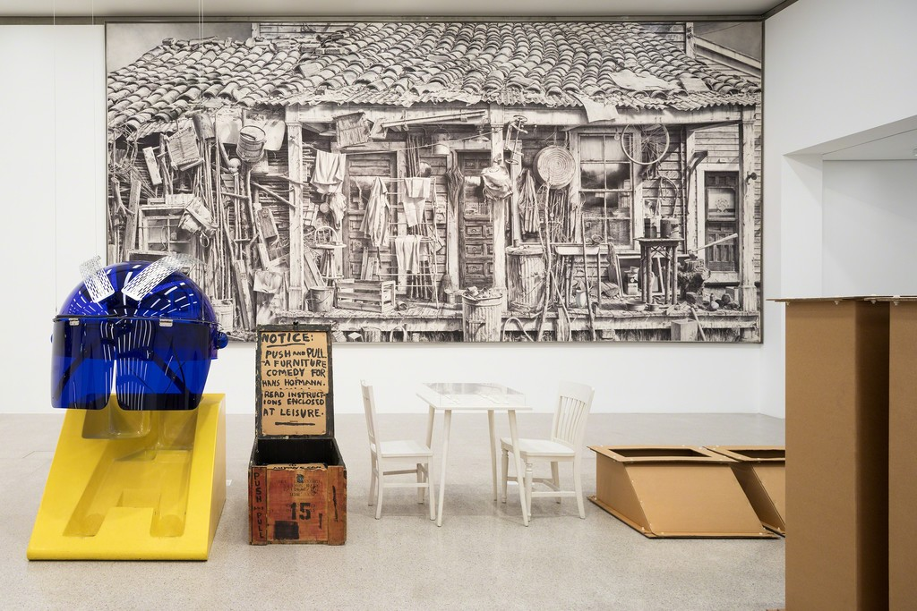 Ausstellungsansicht / Exhibition view 55 Dates. Highlights aus der mumok Sammlung, 12. Juli 2018 bis 3. Februar 2019 / 55 Dates. Highlights from the mumok Collection, July 12, 2018 to February 3, 2019, mumok Museum moderner Kunst Stiftung Ludwig Wien Photo: Lisa Rastl © mumok