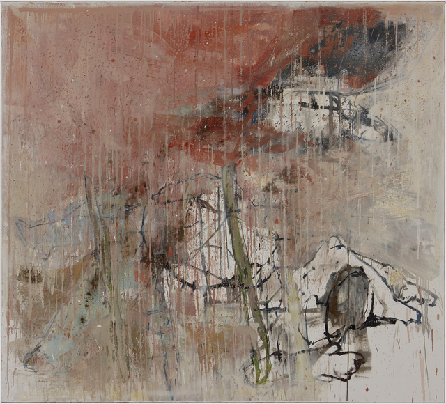 Cesare Lucchini, 'what remains - the fall', 2013, rosenfeld porcini