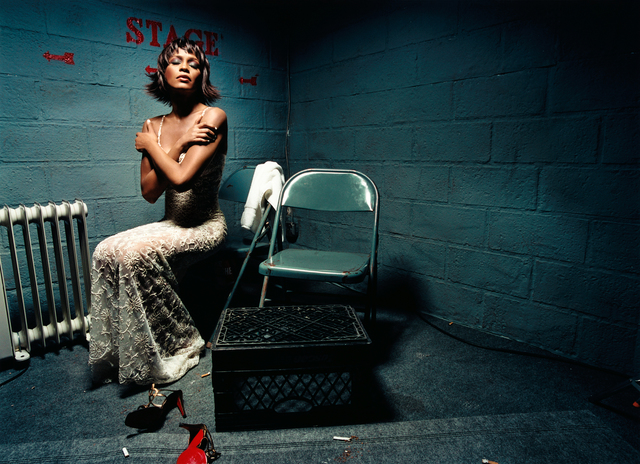 , 'Whitney Houston: Closed Eyes,' 2000, Staley-Wise Gallery