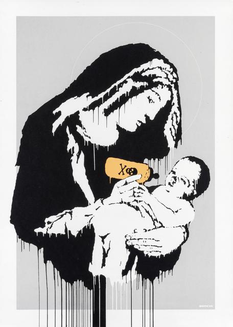 Banksy, 'Toxic Mary', 2004, Tate Ward Auctions