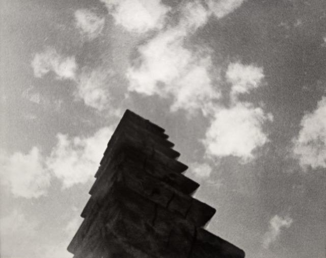 , 'Endless Column,' 1926-1927, Bruce Silverstein Gallery