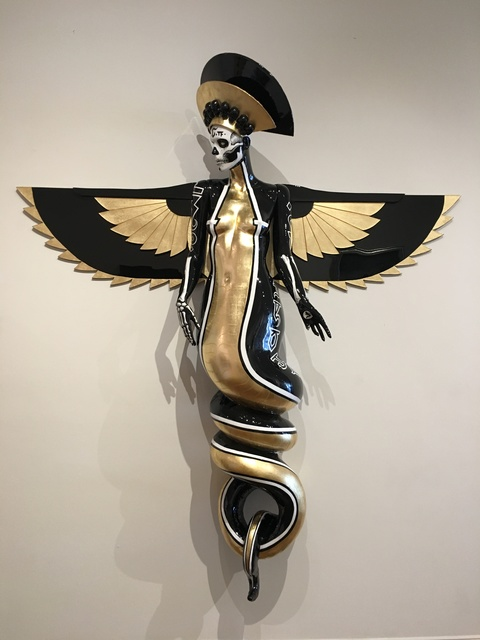 ", '""Zayamara"",' 2018, Parlor Gallery"