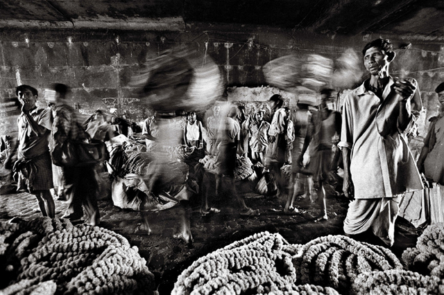, 'Flower Market, Kolkata,' 2004, Aicon Gallery