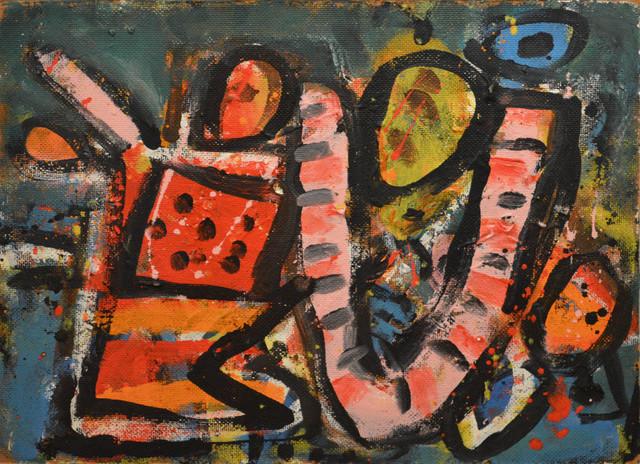 , 'Game for Vee,' 1960, Waterhouse & Dodd