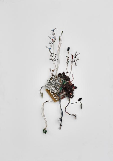 , 'Postnaturalia - Resistor Minimalist,' 2018, Galerie Ron Mandos