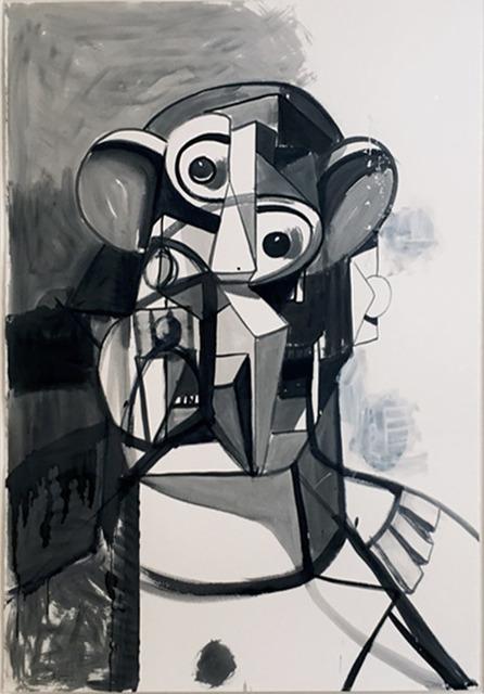 , 'Jester 4,' 2012, Mark Borghi Fine Art