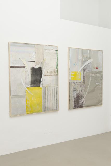 , 'Reconstructions / Verschiebungssymmetrien,' 2016, Charim Galerie