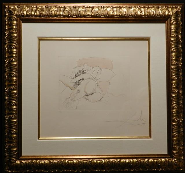 Salvador Dalí, 'Le Repos du Guerrier', 1969, Fine Art Acquisitions
