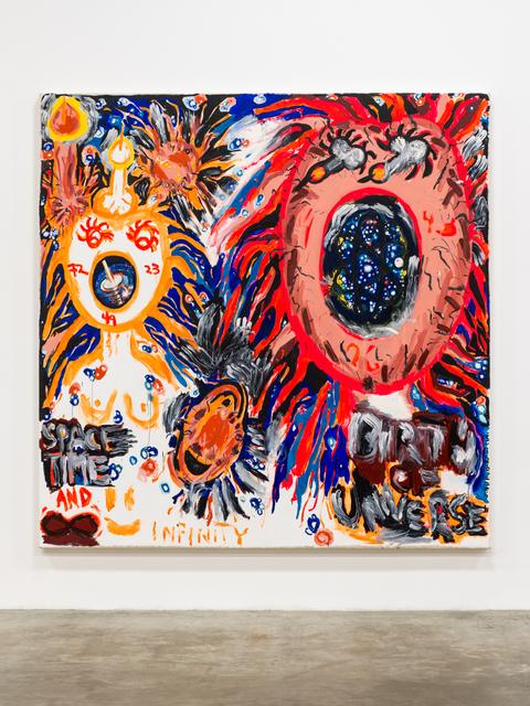, 'Birth of the Universe #3,' 2012, Pilar Corrias Gallery