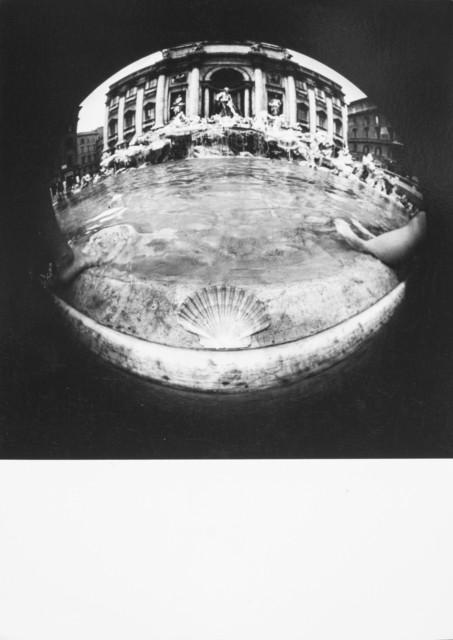 , 'patella a Trevi,' 1972, Galleria il Ponte