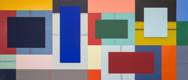 Charles Arnoldi, 'Tight Lips', 2010, Painting, Acrylic on canvas, Heritage Auctions
