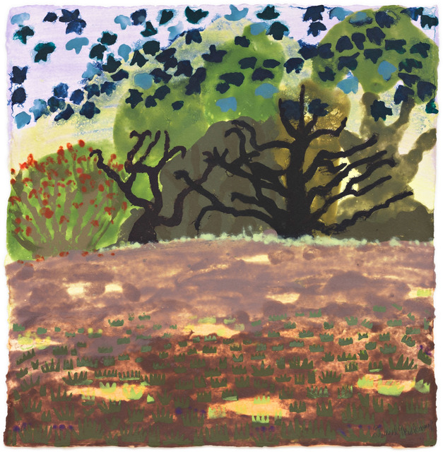 Daniel Heidkamp, 'Forehead Clearing', 2015, Pace Prints