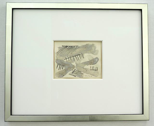 Günther Uecker, 'Littenheid II', 1980, Galerie La Ligne