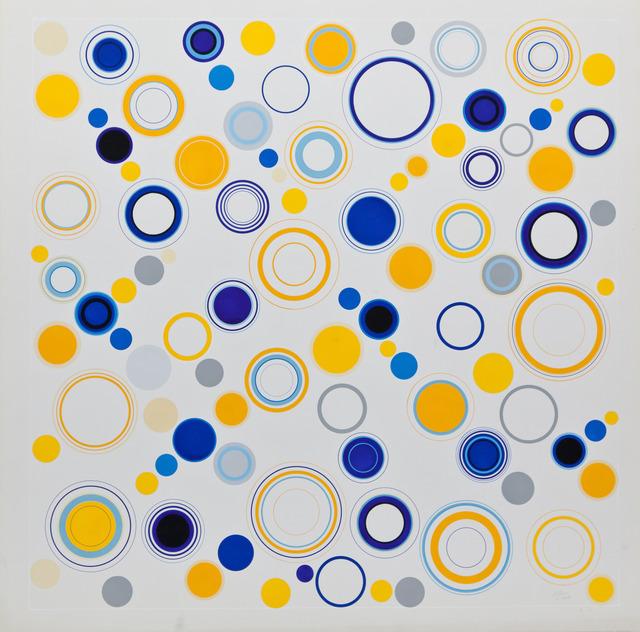 , 'Geometrie Libre, # 2344,' 1968, KaBe Contemporary