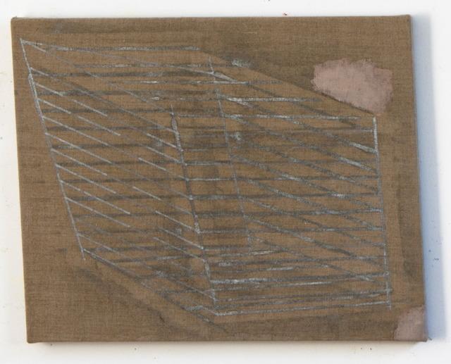 , 'Tilted Cage,' 2012, SEASON
