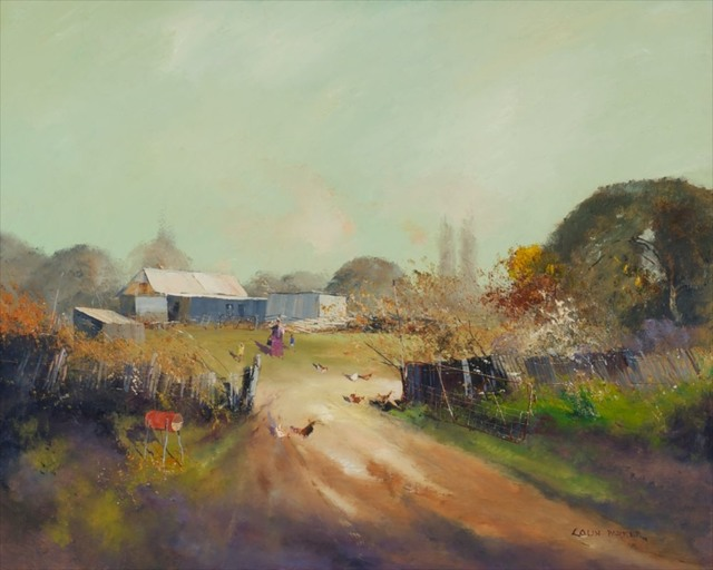 Colin Parker, 'Wattle Flat Farm', 2012-2014, Wentworth Galleries
