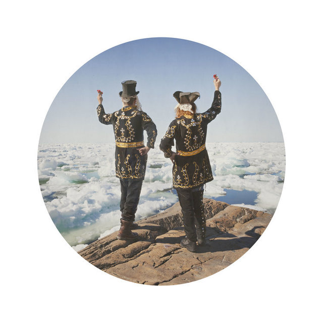 Kahn & Selesnick, 'Two Mummers', Yancey Richardson Gallery