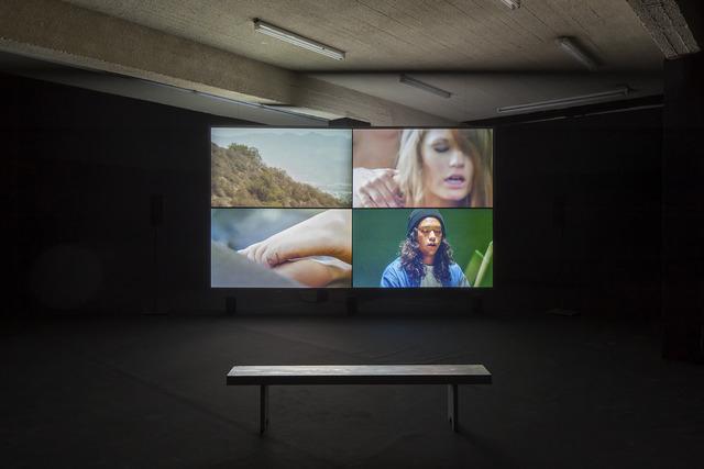 , 'Everything That Rises Must Converge,' 2013, Dvir Gallery