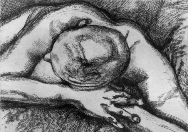 , 'Reclining Figure,' 1994, Marlborough London