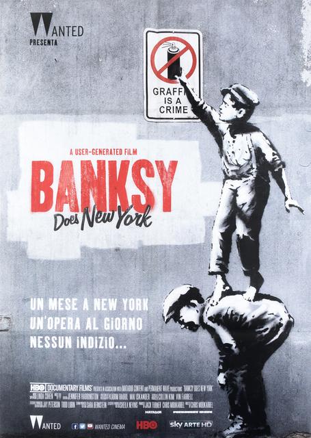 Banksy, 'Banksy Does New York', 2007, Tate Ward Auctions