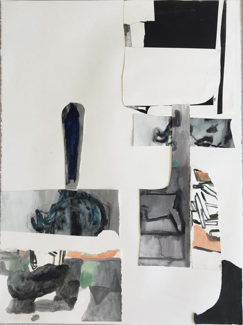 , 'Untitled Collage 2,' 2018, Nicholas Thompson Gallery