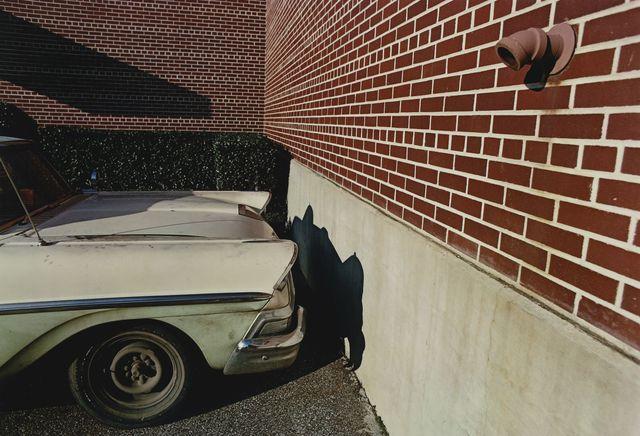 , 'Untitled, Parked Car, #14/15,' 1974, Susan Spiritus Gallery