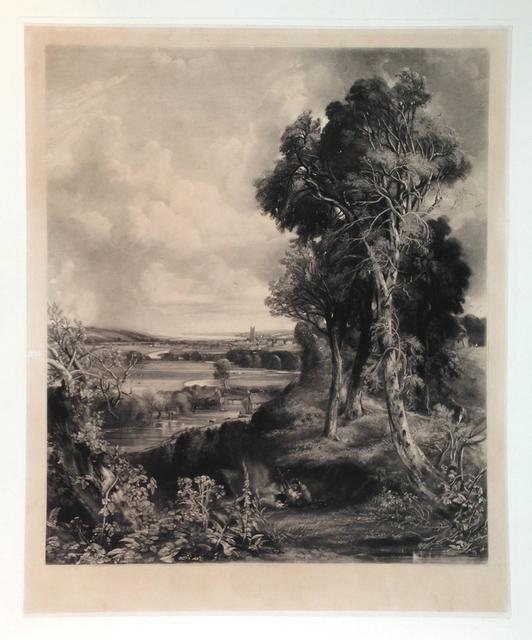 , 'Dedham Vale (large plate),' 1836/38, Gerrish Fine Art