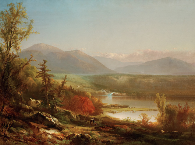 , 'Along the Winding Way,' 1864, Questroyal Fine Art