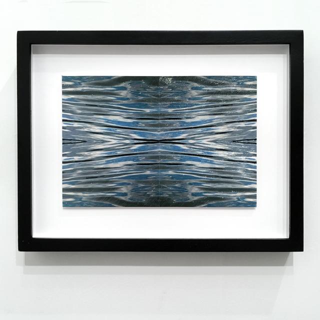 , 'Untitled (Fold 1),' 2018, Upfor