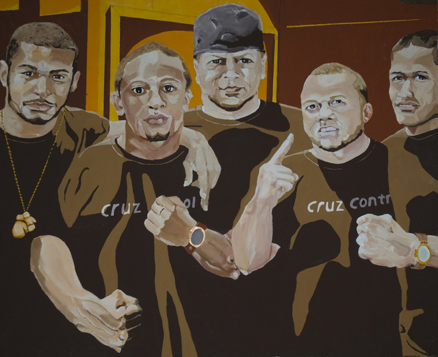 , 'Cruz Control,' 2013, Ro2 Art