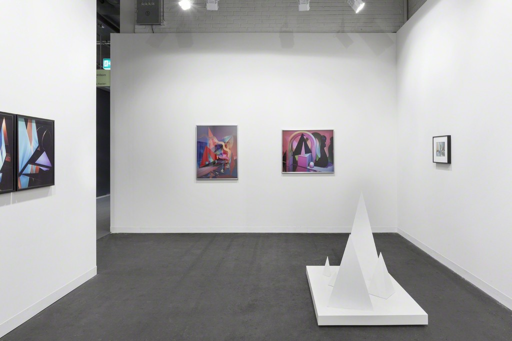 installation view Art Basel | Art Feature, 2017