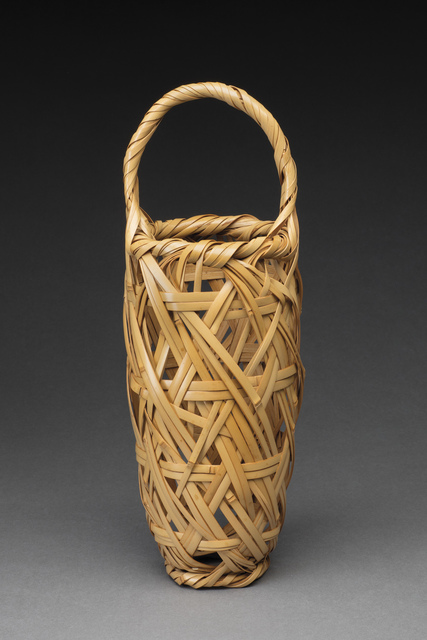 , 'Toss-In Style Flower Basket,' 1940-1944, TAI Modern