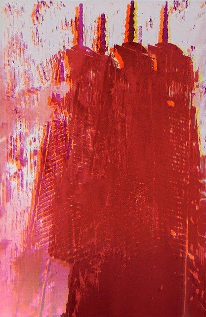 Enoc Perez, 'Freedom Tower 3', 2017, Aurifer AG