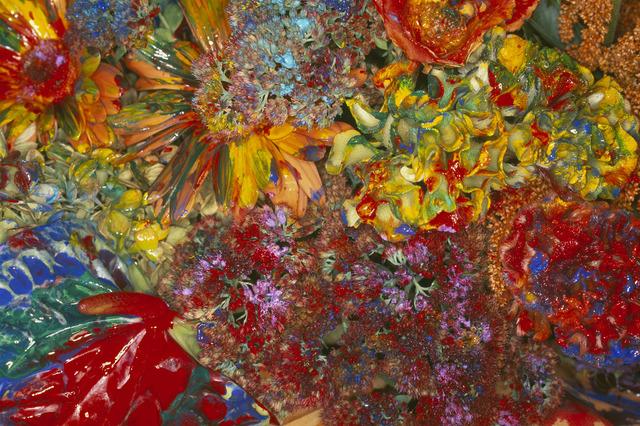 Nobuyoshi Araki, 'Painting Flower', 2004/2014, Japan Society Benefit Auction