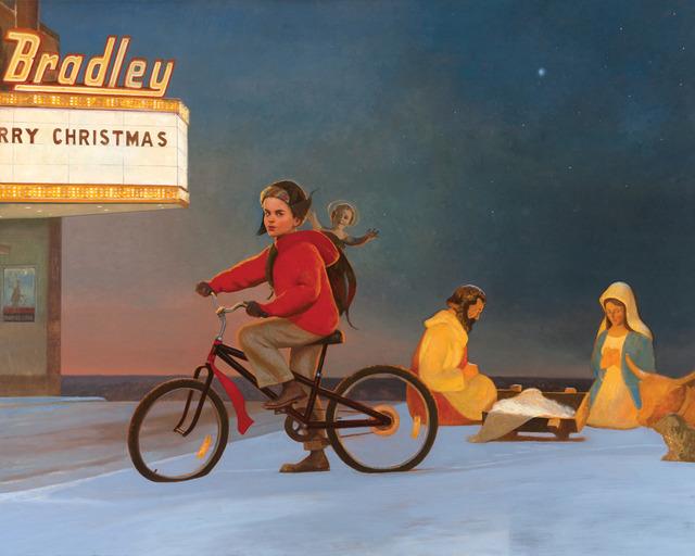 , 'Christmas,' , Dowling Walsh