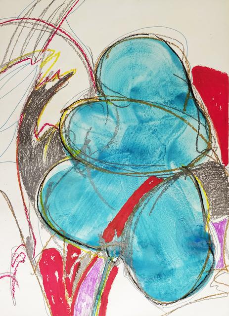 , 'Love You,' 2017, Hans Alf Gallery