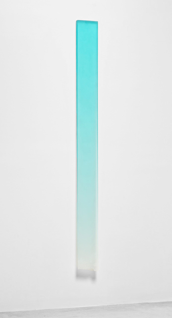 Peter Alexander, '9/8/13 (Aqua Waterfall)', 2013, Peter Blake Gallery